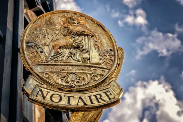 Le notaire expert immobilier