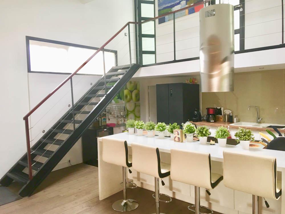 A vendre maison loft Bordeaux