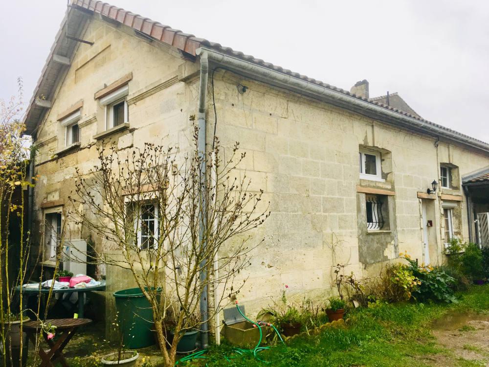 A vendre maison Saint Loubes
