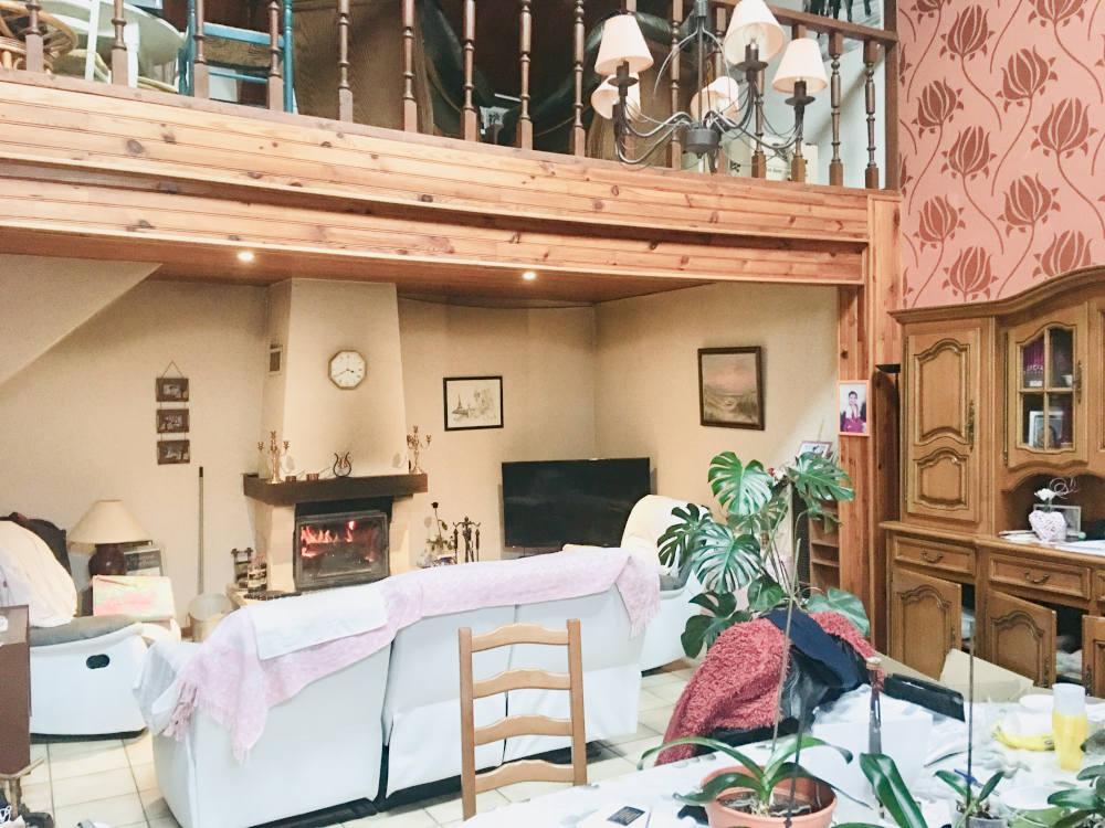 Maison Saint Loubes à vendre