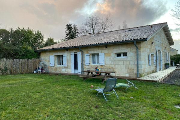 Maison VAYRES – 372 000 €