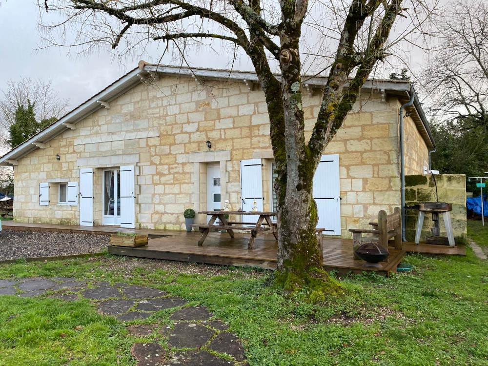 Maison à vendre Vayres pierre