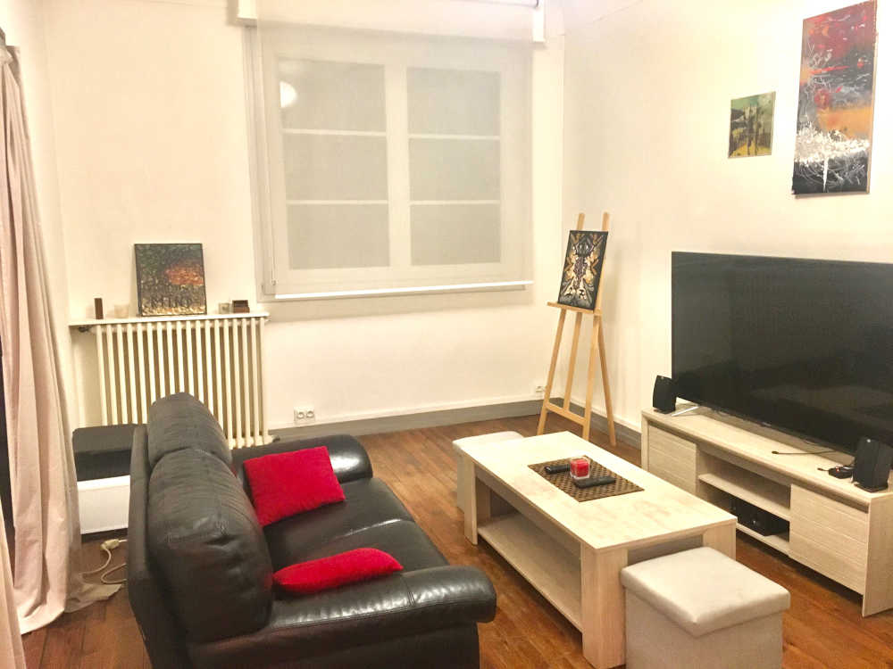 A vendre appartement Bordeaux Croix blanche