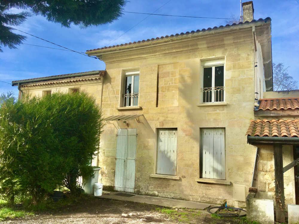 a vendre maison en pierre Arsac