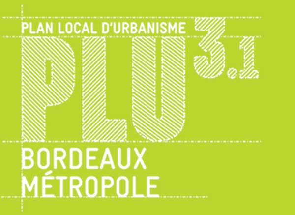 Plan local urbanisme Blanquefort