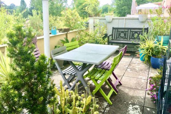 Appartement T5 Grande terrasse à FLOIRAC – 239 000 €