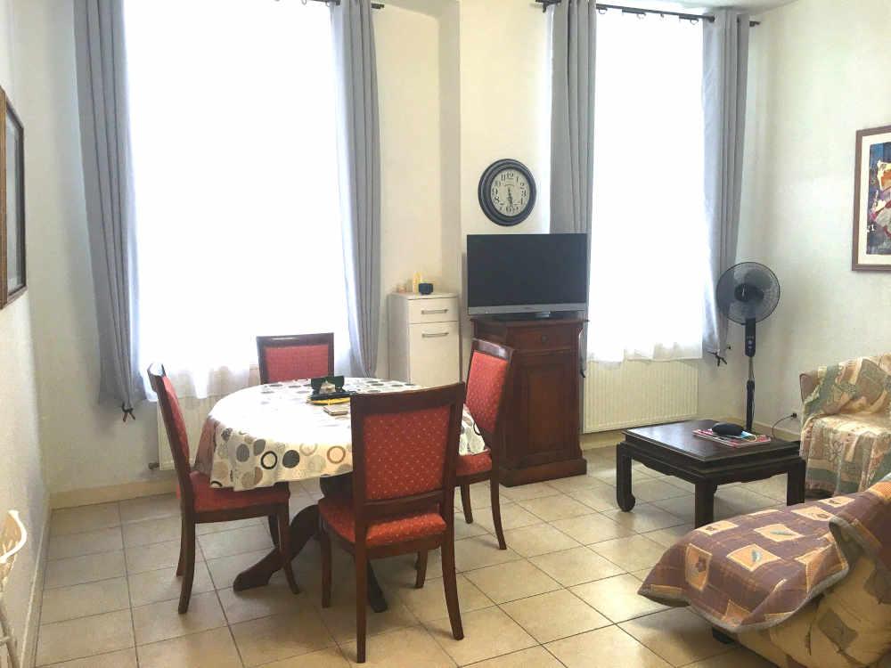 appartement T3 à vendre Bordeaux Saint-Pierre