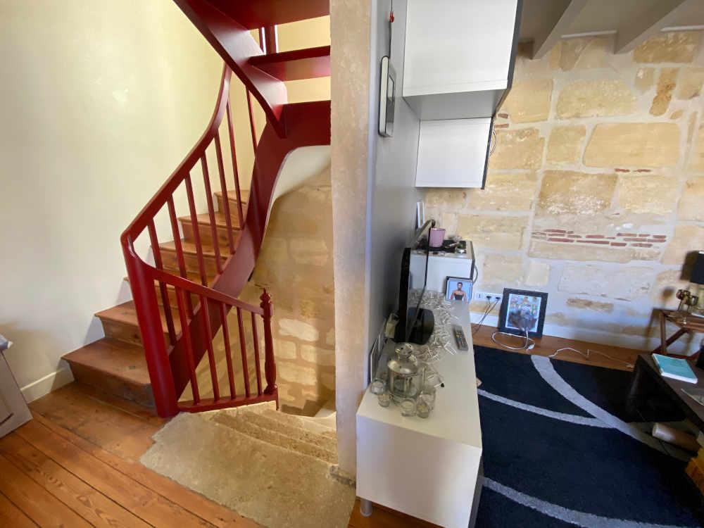 Maison à vendre rue Naujac Bordeaux