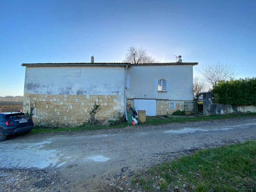 Maison à rénover Libournais