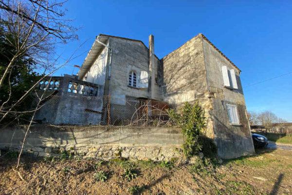 Maison Nérigean proche Libourne