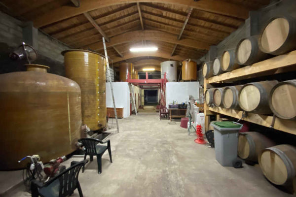Propriété viticole proche Blaye