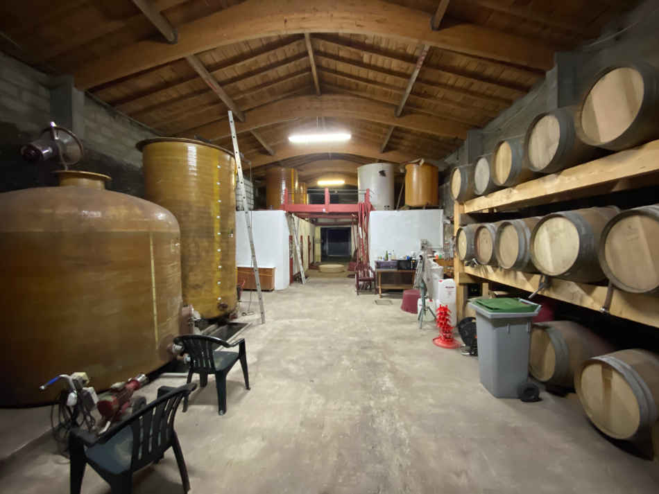 Propriété viticole proche de Blaye