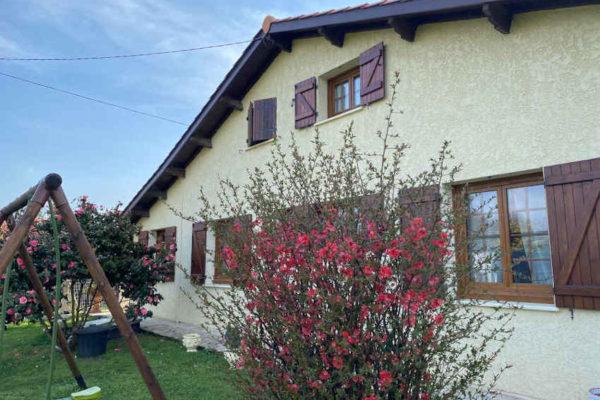 Maison Soussans – limite Margaux à vendre