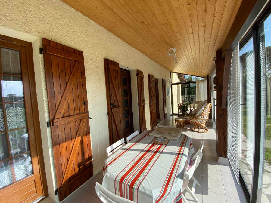 Maison au calme à vendre à SOUSSANS 33460