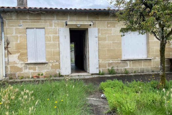 Maison Parempuyre – 86 m² à rénover sur 437 m² – A VENDRE