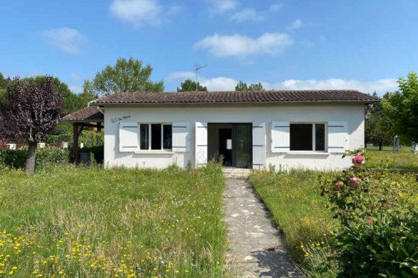 Maison Margaux Cantenac – 102 m² – A VENDRE