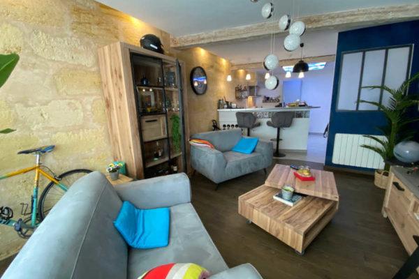 Appartement Bordeaux Saint Michel – Victoire – Capucins