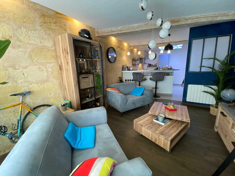appartement Bordeaux Saint Michel à vendre