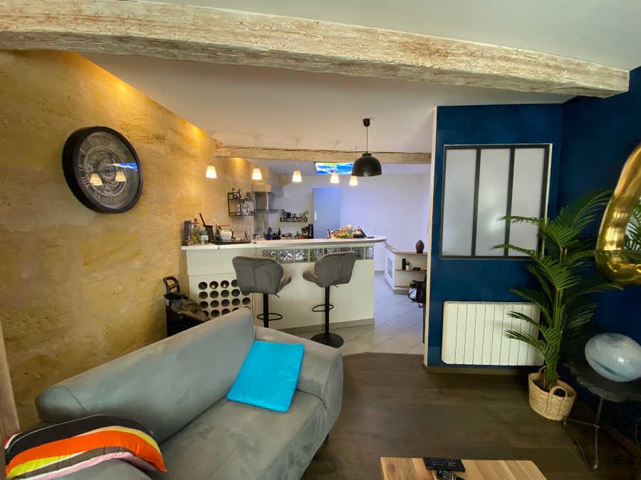 appartement quartier St Michel à la vente